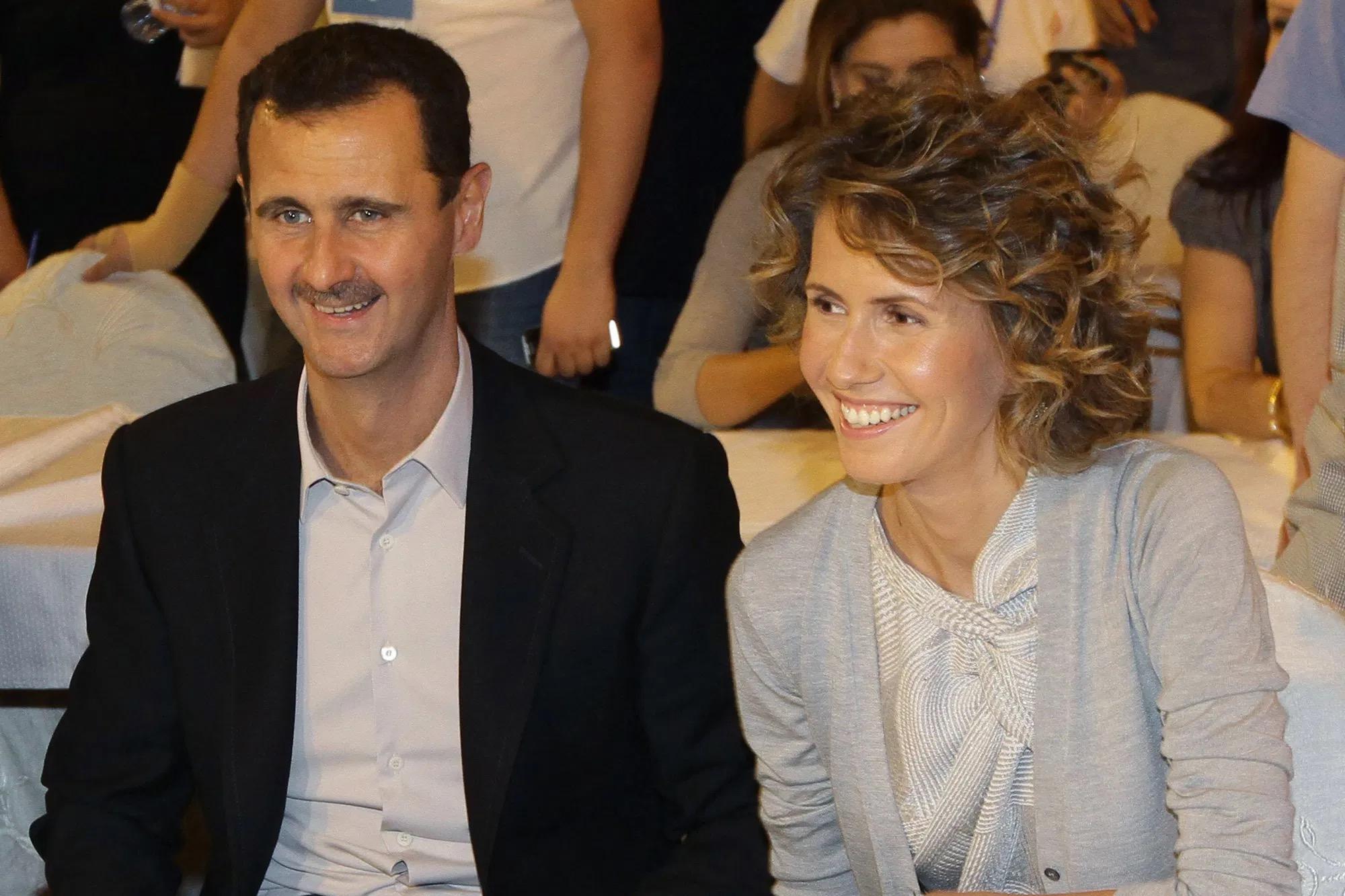 快讯!外媒:叙利亚总统及妻子新冠病毒检测结果呈阳性
