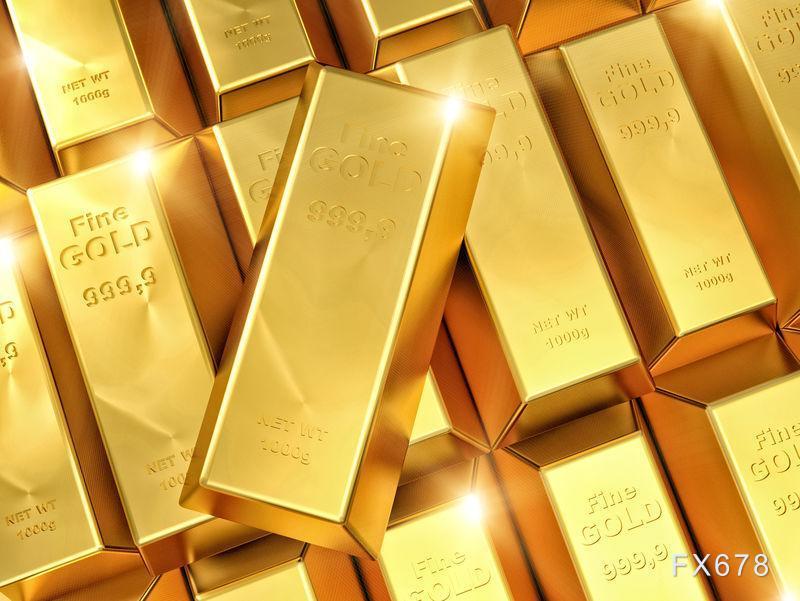 黄金交易提醒:新债发售或将引腥风血雨,金价或命悬CPI