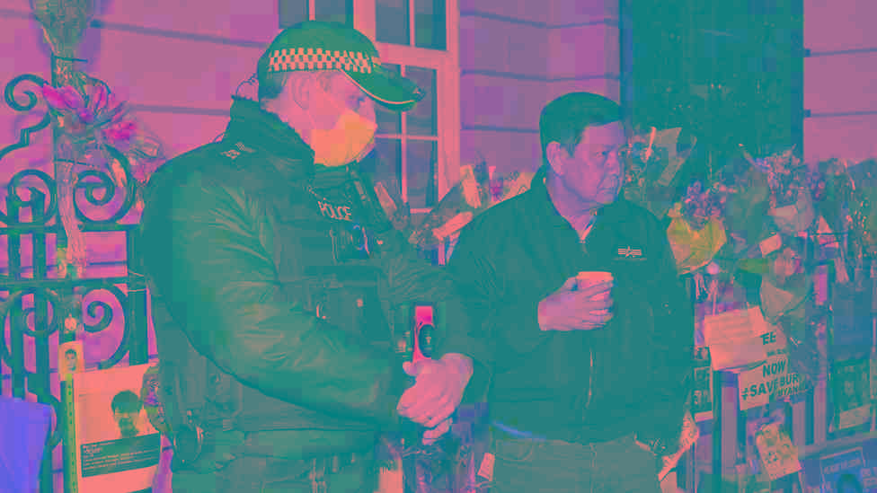 外媒:缅甸驻英国大使被关在使馆外