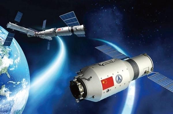 长征七号火箭抵达海南文昌发射场:会师天舟二号飞船