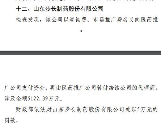治理药价虚高顽疾:有关部门对77家药企查账恒瑞医药、步长制药等被处罚