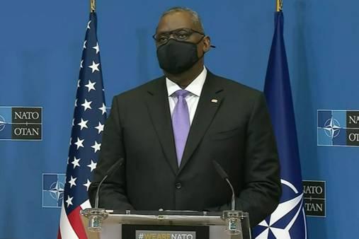 """还是老调子!美国全面撤军阿富汗,美防长:让美军能""""集中应对更危险威胁"""",尤其中俄"""