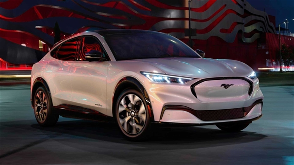 2020年全球最畅销跑车诞生!福特Mustang夺冠