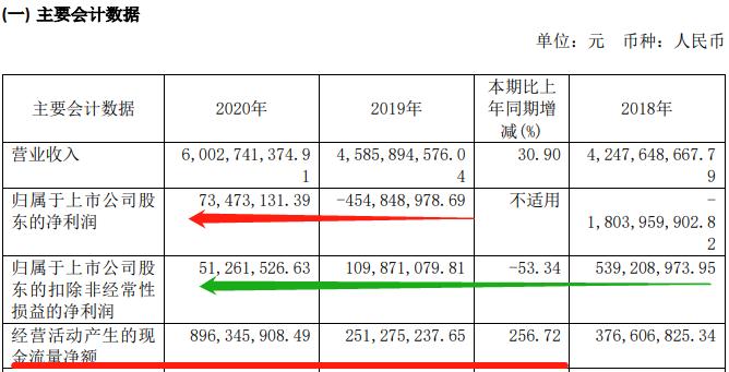 """九号公司首份年报出炉  扣非净利润""""腰斩""""累计净利润仍巨额亏空"""