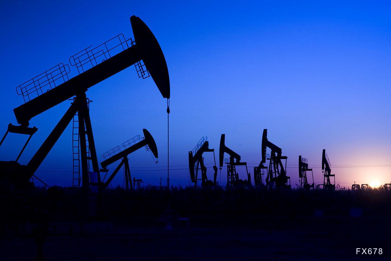INE原油四连涨,创一个月新高!经济强劲复苏预期添新证