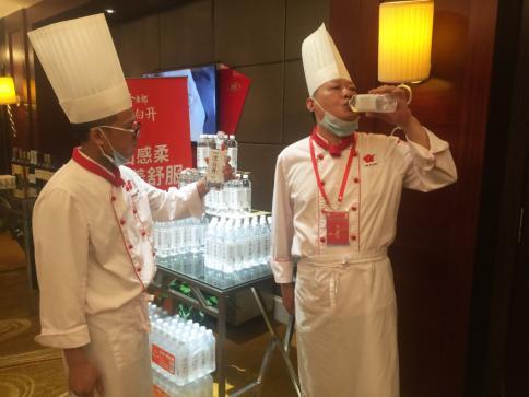 今麦郎凉白开支持2021厨师长技能大赛 让世界爱上中国味道
