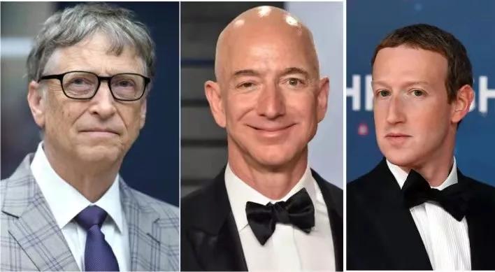 疯狂!拜登就任以来,美国前100名超级富豪净资产飙升1950亿美元,亚马逊、Facebook等成大赢家
