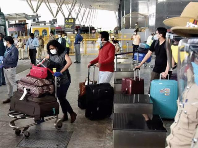 印度疫情形势持续恶化,美国鼓励本国公民尽快购买机票回国