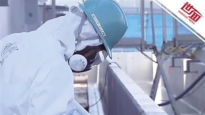 东京电力公司承认福岛核废物集装箱泄漏