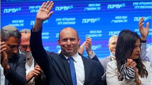 英媒:以色列众小党联手扳倒常青树总理内塔尼亚胡 能不能持久执政可能有变数
