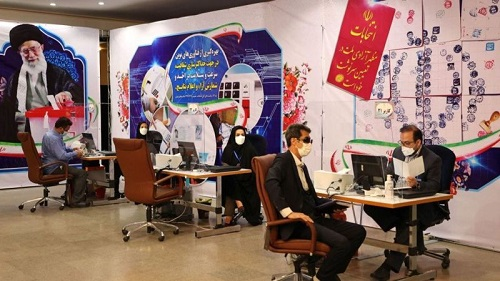 英媒:数百人报名参加伊朗大选最后剩7人角逐总统宝座 其中五人是强硬派
