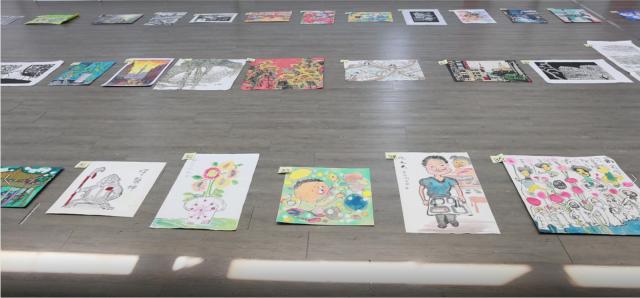 致优绘画作品评审结束,开启中法青少年艺术互学互鉴新篇章