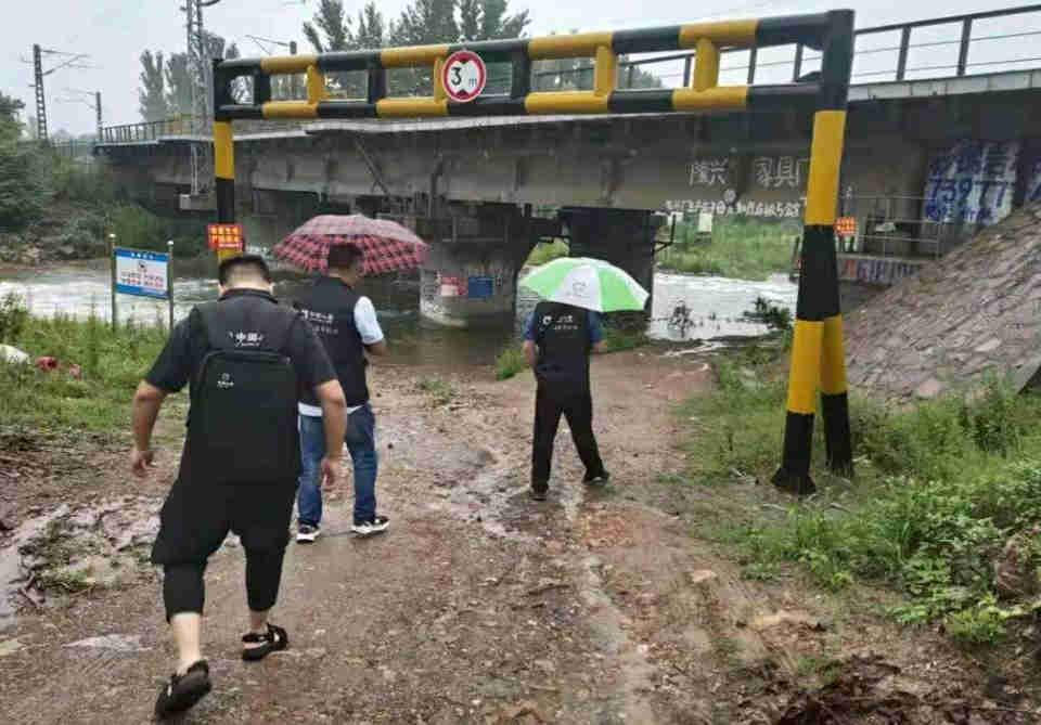 抗洪救灾,国寿在行动