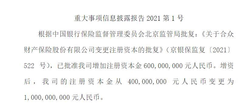 """合众财险上半年保险业务收入同比""""腰斩""""  成立6年半亏损2.8亿"""