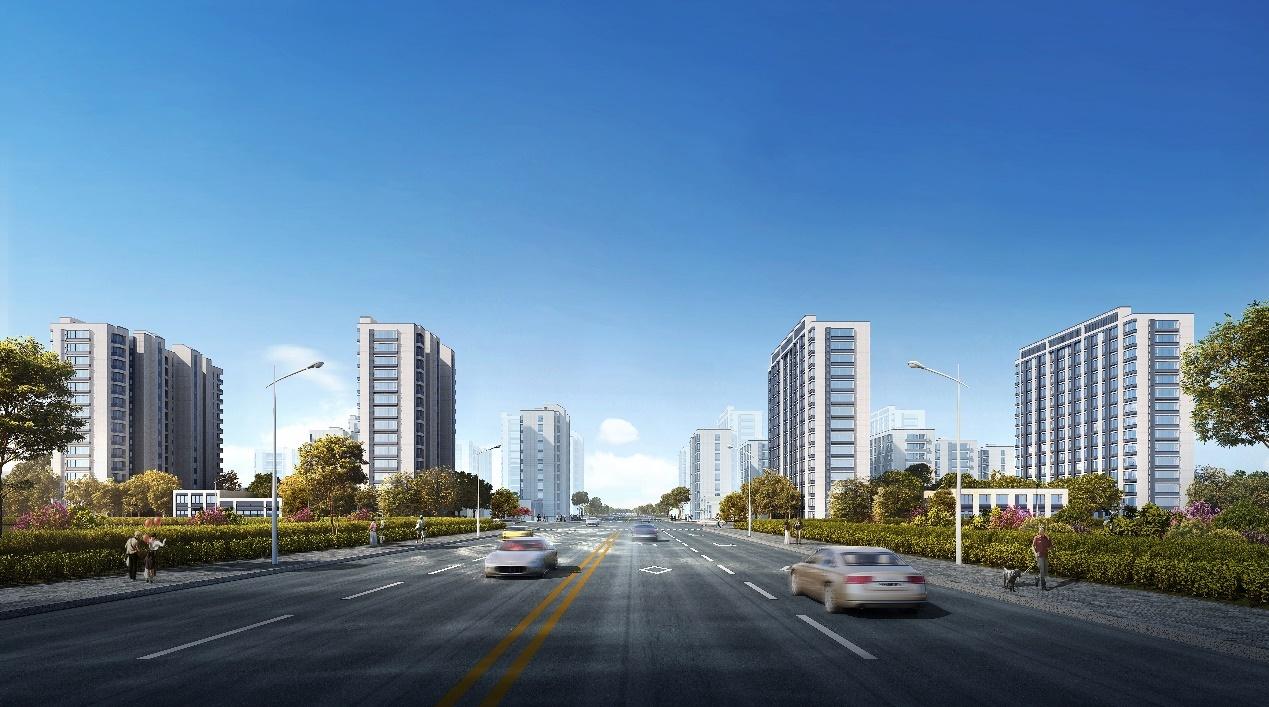 大兴机场临空区首个商品住宅项目完成规划许可