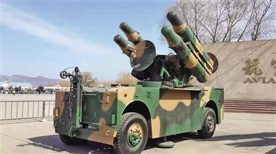 用奋斗点燃中国地空导弹发射梦想