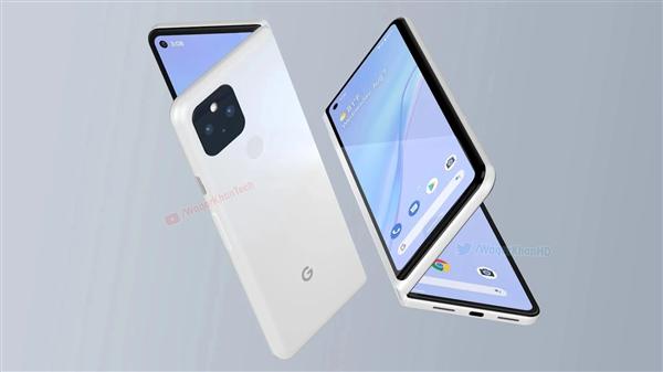 Android 12泄天机!谷歌Pixel Fold曝光:搭载自研芯片Tensor