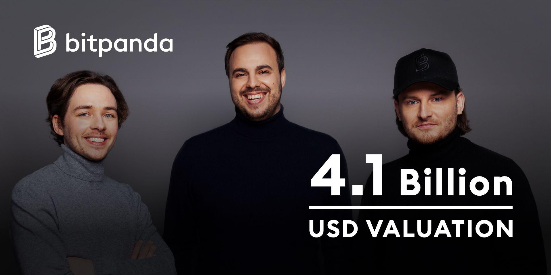 加密��o商Bitpanda估值�_41�|美元 五��月�缺┰�2.4倍