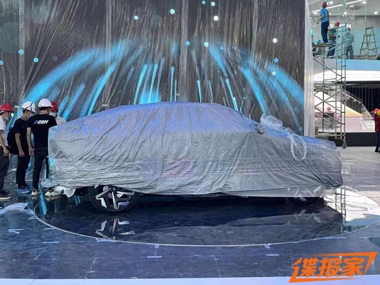 2021成都车展探馆:R汽车ES33量产版