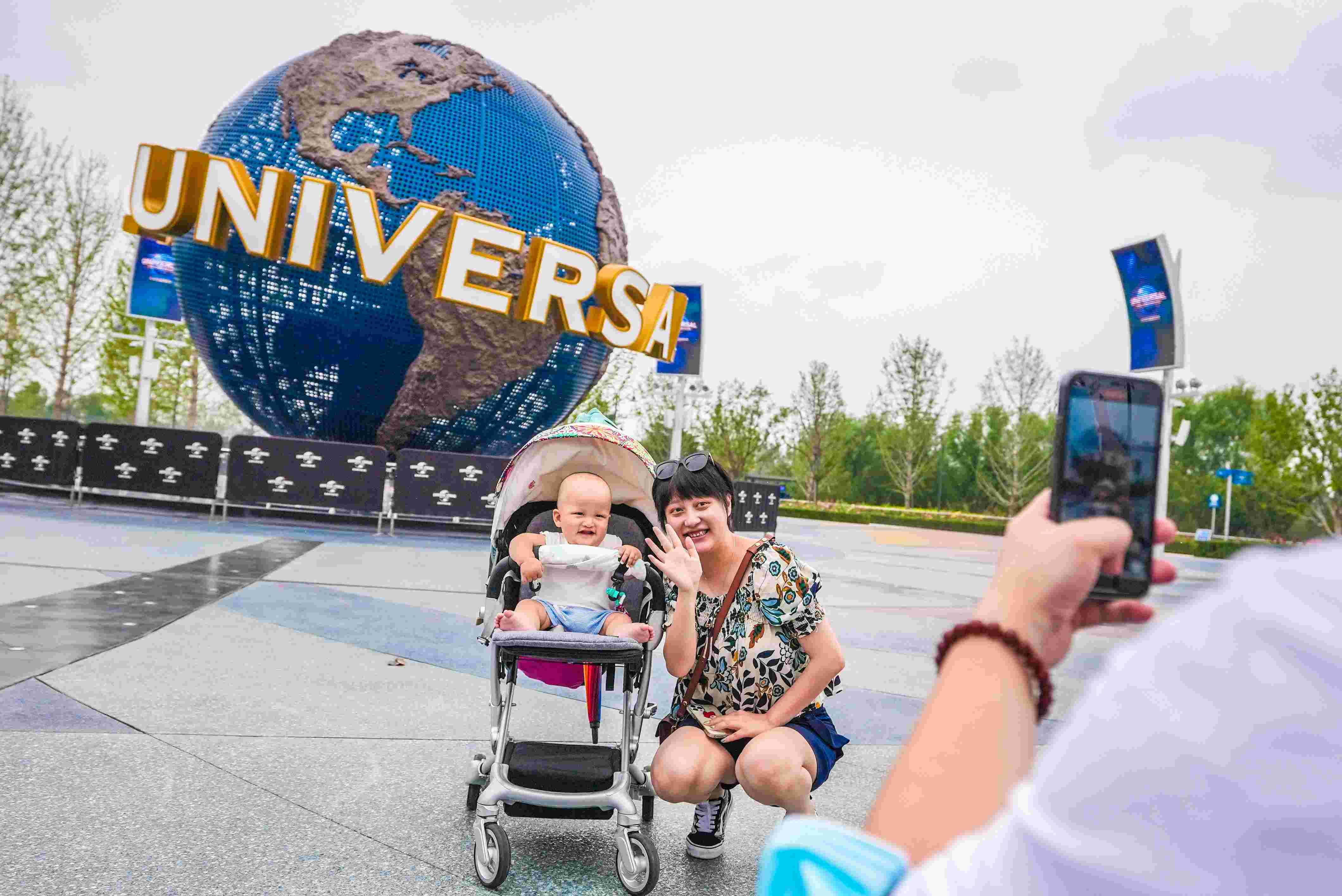 从筹备到开园历时20年!揭秘北京环球度假区幕后故事
