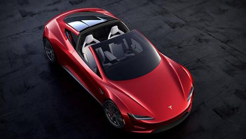 马斯克称若明年无重大变故 新一代Roadster就有望在2023年出货