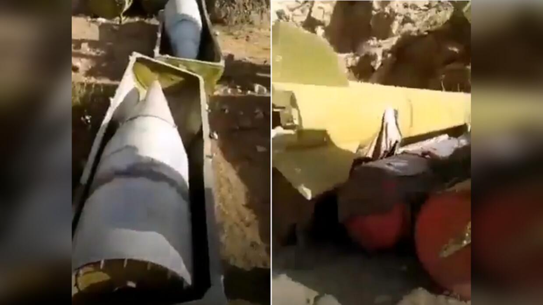 俄媒:塔利班在阿富汗潘杰希尔山谷发现苏制弹道导弹