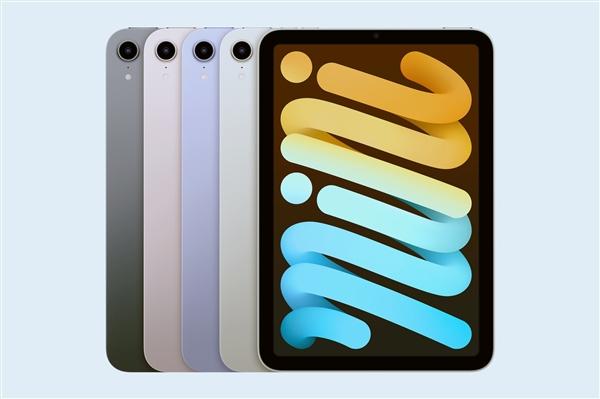 iPad mini 6卖空了:现在订购发货要等到11月