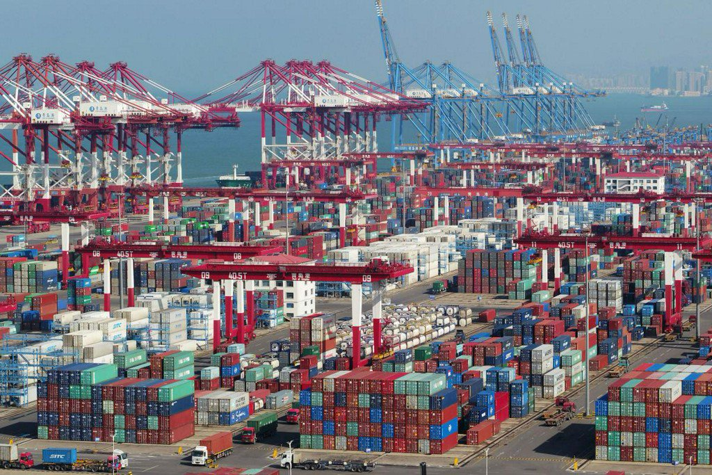 外管局:中国上半年经常帐顺差1060亿美元全年料将处于合理区间